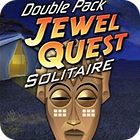 Double Pack Jewel Quest Solitaire game