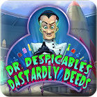 Dr Despicable's Dastardly Deeds game