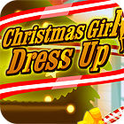 Dress-Up Christmas Girl game