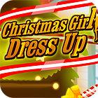 Dress-Up Christmas Girl game
