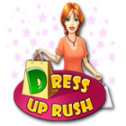 Dress Up Rush game