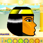 Egyptian Baccarat game