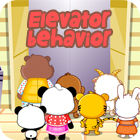 Elevator Behavior game