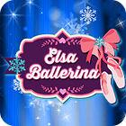 Elsa Ballerina game