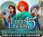 Elven Legend 5: The Fateful Tournament Collector's Edition game