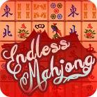 Endless Mahjong game