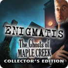 Enigmatis: The Ghosts of Maple Creek Collector's Edition game