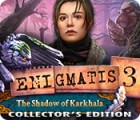 Enigmatis 3: The Shadow of Karkhala Collector's Edition game