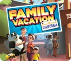 Family Vacation: California game