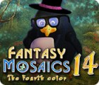 Fantasy Mosaics 14: Fourth Color game
