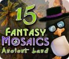 Fantasy Mosaics 15: Ancient Land game