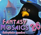 Fantasy Mosaics 26: Fairytale Garden game