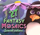 Fantasy Mosaics 27: Secret Colors game