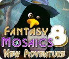 Fantasy Mosaics 8: New Adventure game