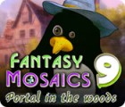 Fantasy Mosaics 9: Portal in the Woods game