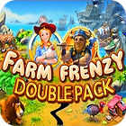 Farm Frenzy 3 & Farm Frenzy: Viking Heroes Double Pack game