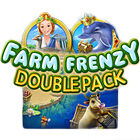Farm Frenzy: Ancient Rome & Farm Frenzy: Gone Fishing Double Pack game