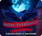 Fatal Evidence: The Cursed Island Collector's Edition game