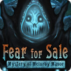 Fear For Sale: Mystery of McInroy Manor game