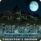 Fear for Sale: The Mystery of McInroy Manor Collector's Edition game