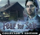 Fear for Sale: Tiny Terrors Collector's Edition game