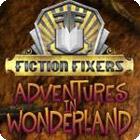Fiction Fixers: Adventures in Wonderland game