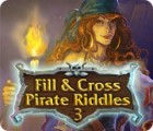 Fill and Cross Pirate Riddles 3 game