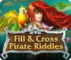 Fill and Cross Pirate Riddles game