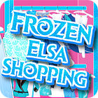 Frozen — Elsa Shopping game