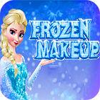 Frozen. Make Up game