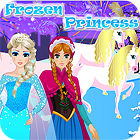 Frozen. Princesses game