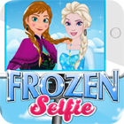 Frozen Selfie Make Up game