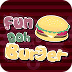 Fun Dough Burger game