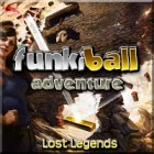 Funkiball Adventure game