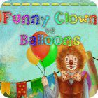 Funny Clown vs Balloons game
