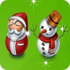 Funny New Year Puzzle game