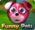 Funny Pets game
