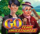 GO Team Investigates: Solitaire and Mahjong Mysteries game