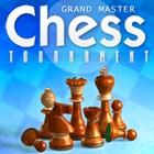 Grandmaster Chess Tournament game