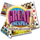 Great Escapes Solitaire game