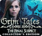 Grim Tales: The Final Suspect Collector's Edition game