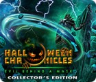 Halloween Chronicles: Evil Behind a Mask Collector's Edition game