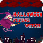 Hallooween Flying Witch game