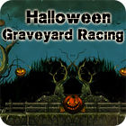 Halloween Graveyard Racing game