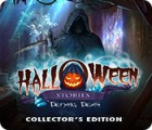 Halloween Stories: Defying Death Collector's Edition game