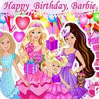 Happy Birthday Barbie game