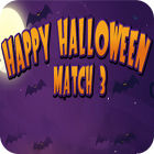 Happy Halloween Match-3 game