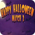Happy Halloween Match-3 game