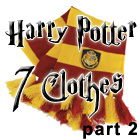 Harry Potter 7 Clothes Part 2 game