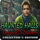 Haunted Halls: Revenge of Doctor Blackmore Collector's Edition game
